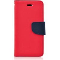 Púzdro Smart Magnet Xiaomi Redmi Note 9 Pro Red Blue