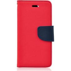 Púzdro Smart Magnet Samsung Galaxy A12 Red Blue