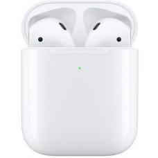Apple Airpods MRXJ2ZM/A s bezdrôtovým nabíjacím púzdrom