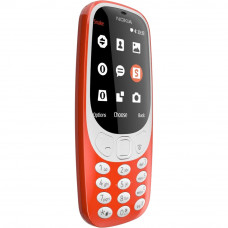 Nokia 3310 2017 Dual Sim Red