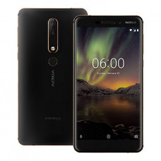 Nokia 6.1 3gb/32gb Dual Sim Black Copper