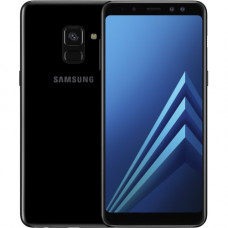 Samsung Galaxy A8 2018 A530 32GB Single Sim Black