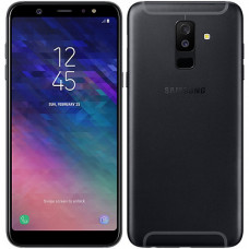 Samsung Galaxy A6 Plus 2018 A605 32gb Dual Sim Black