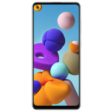 Samsung Galaxy A21s 3GB/32GB Dual Sim White
