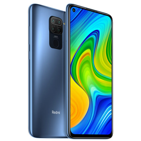 Xiaomi Redmi Note 9 3GB/64GB Dual Sim Grey